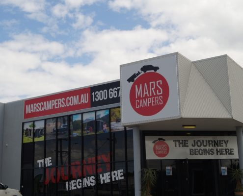 Commercial Signage Australia - Pylons & lightboxes