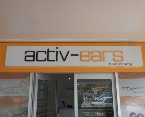 Commercial Signage Australia - Router cutting