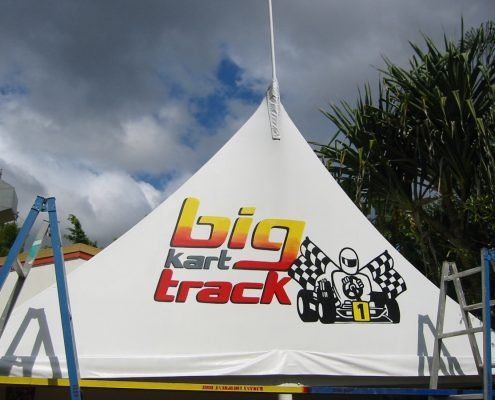 Commercial Signage Australia - Tents, marquees & flags
